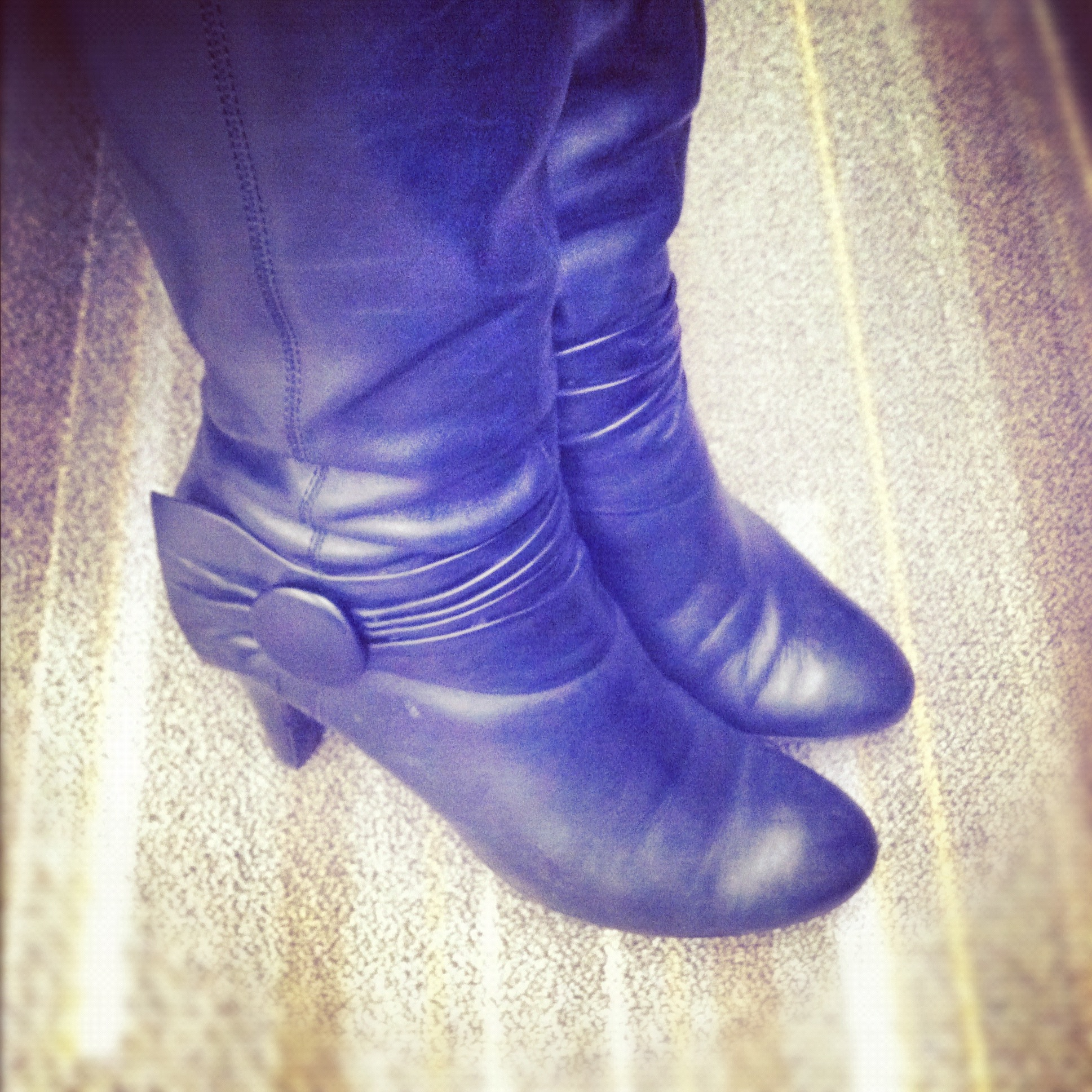 Sharing My Sole - Boots