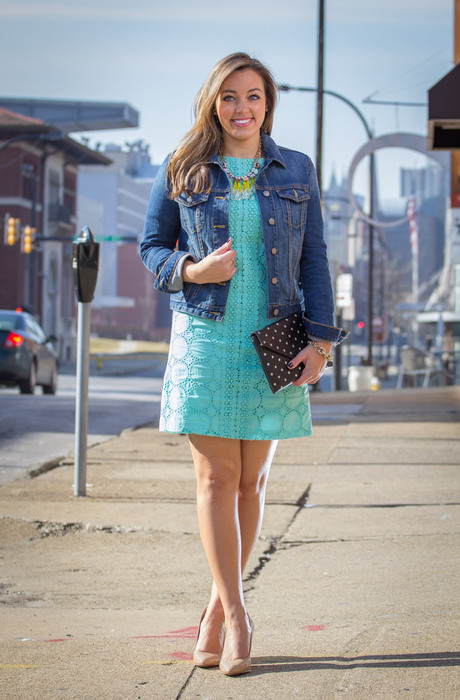 One Dress, Three Ways {Look 2} | Sharing My Sole