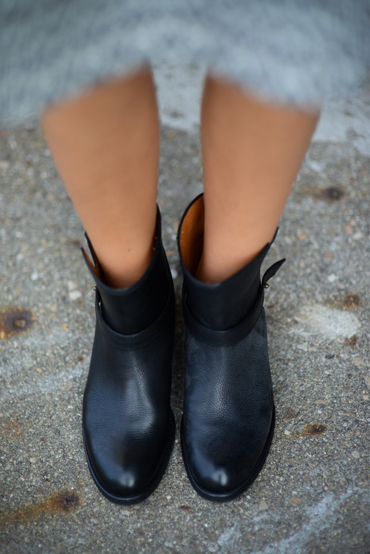 Sharing My Sole - Madewell Biker Boots