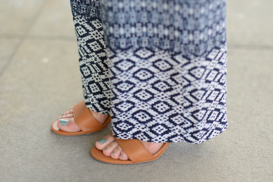 Sharing My Sole - Wearing the Pants