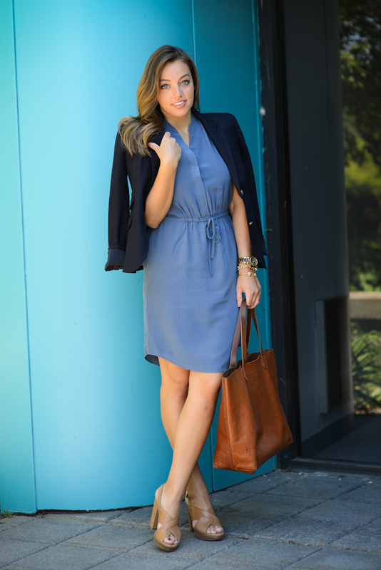 Sharing My Sole - Summer Office Style