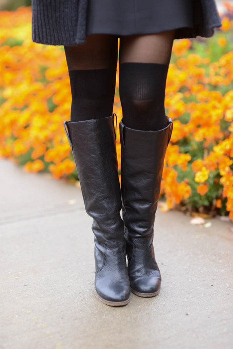 Sharing My Sole - Time for Tights