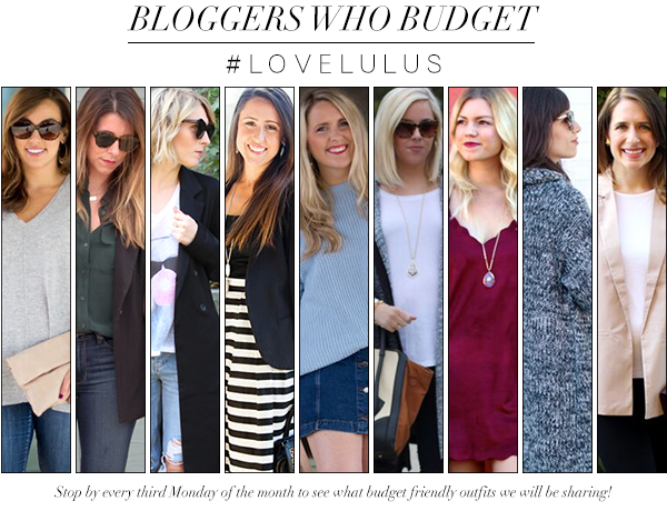 Bloggers Who Budget Love Lulus 600px