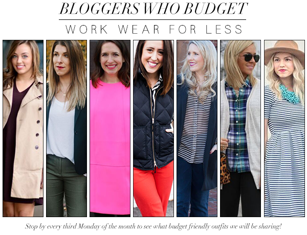 Bloggers Who Budget Work Wear For Less 600 px