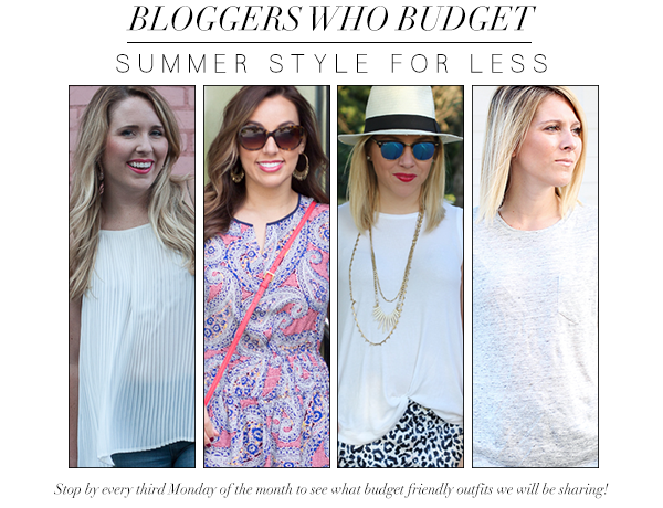 Bloggers Who Budget Summer Style For Less 600 px