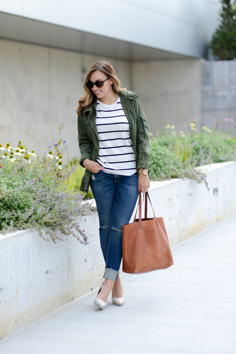 J.Crew Fall Outfit